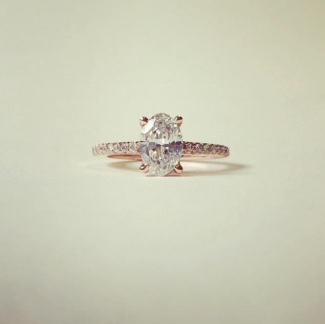 blake lively engagement ring