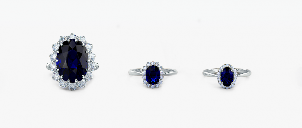 Kate Middleton Style Engagement Rings