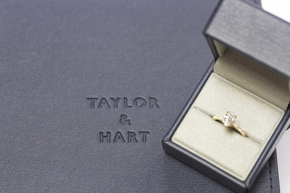 taylor and hart ring packaging