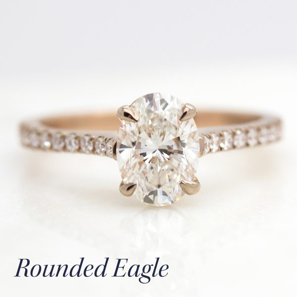 rounded eagle