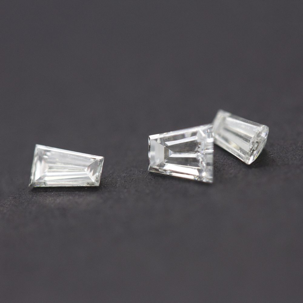 tapered baguette diamonds