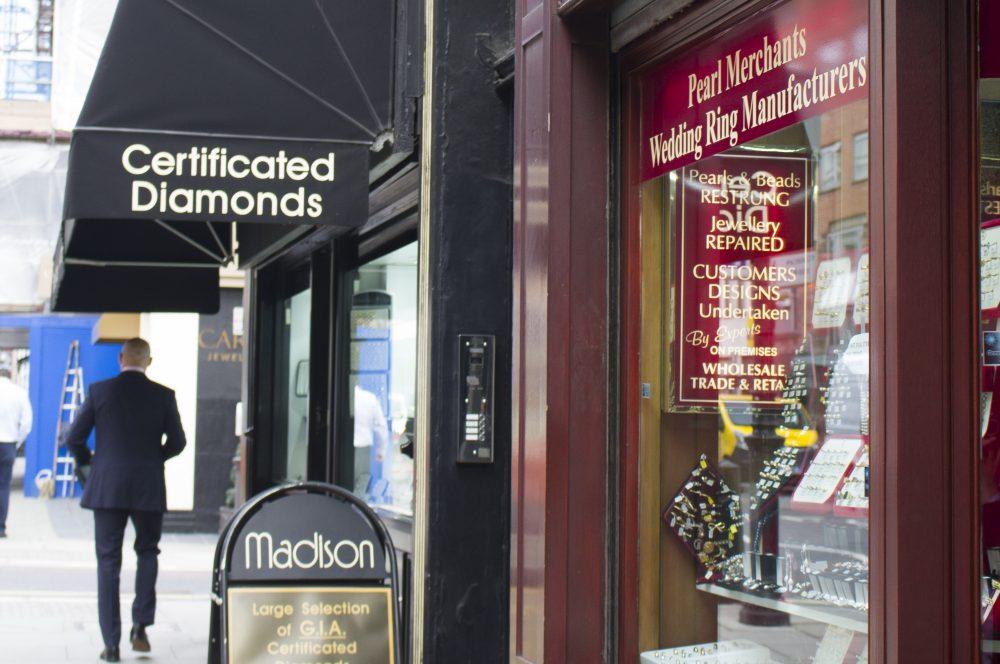 hatton garden london jewellers