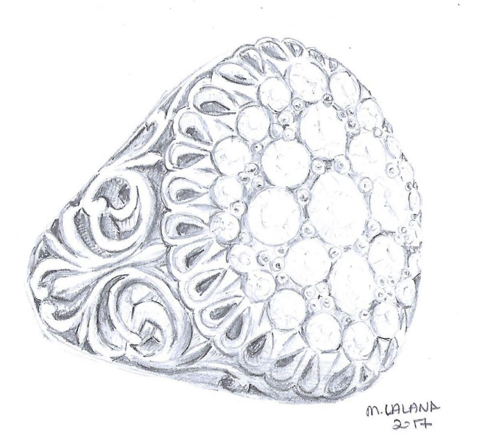 late victorian engagement ring design