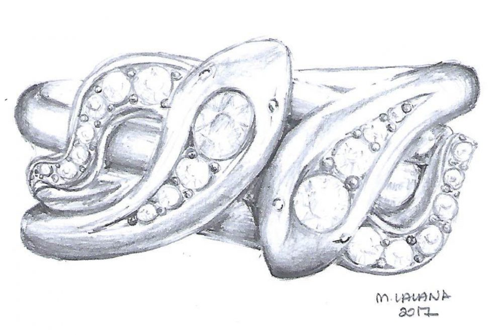 early victorian engagement ring designs