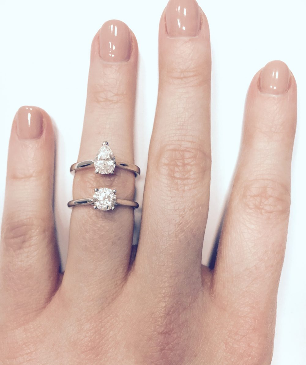 How Much Does An Engagement Ring Cost Taylor Hart