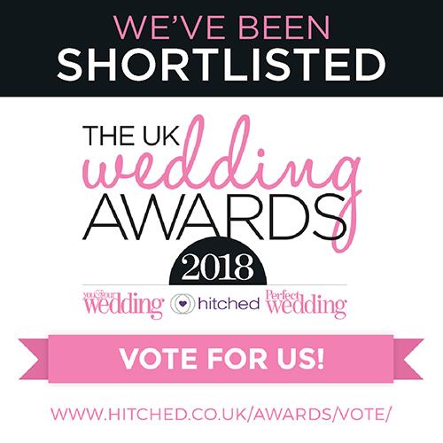 uk wedding awards 2018