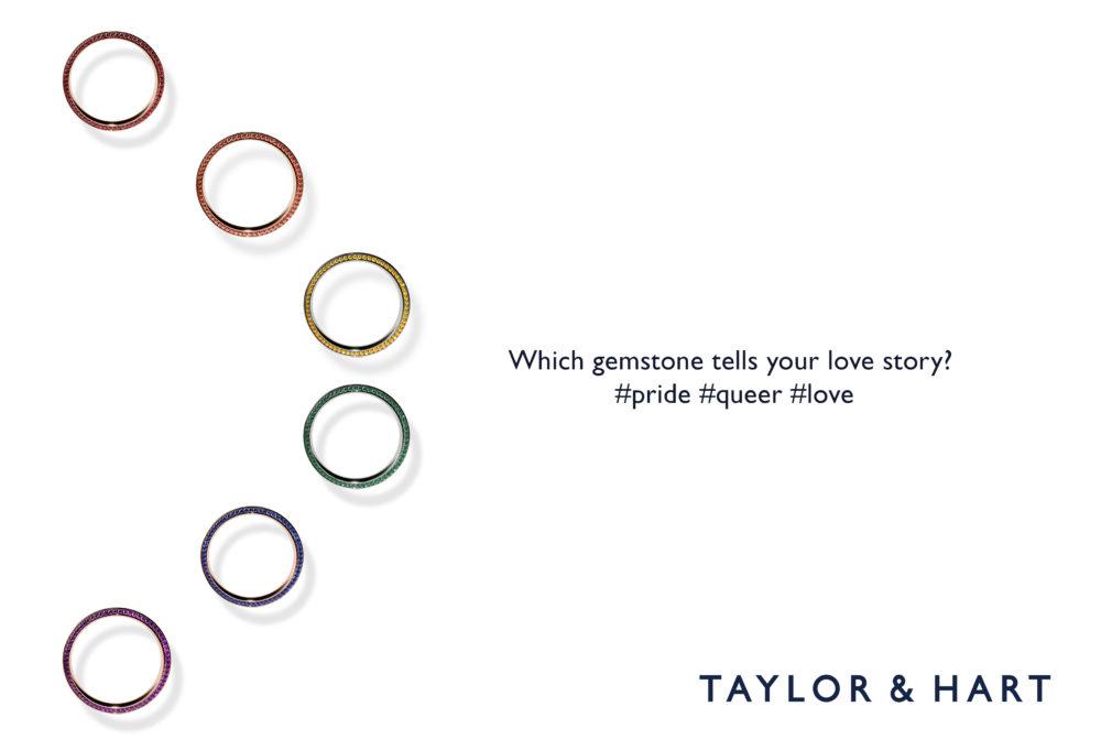 Pride, Rings, LGBT