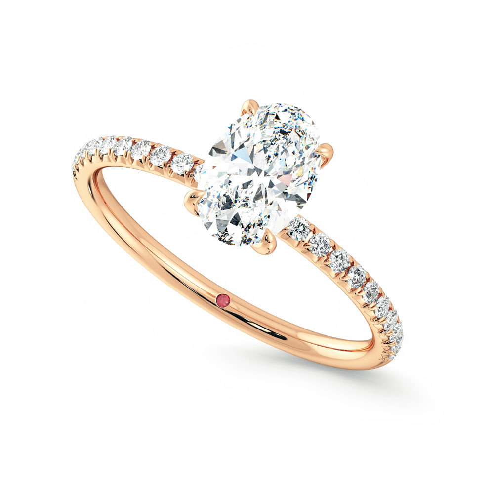 dulcet engagement ring taylor and hart