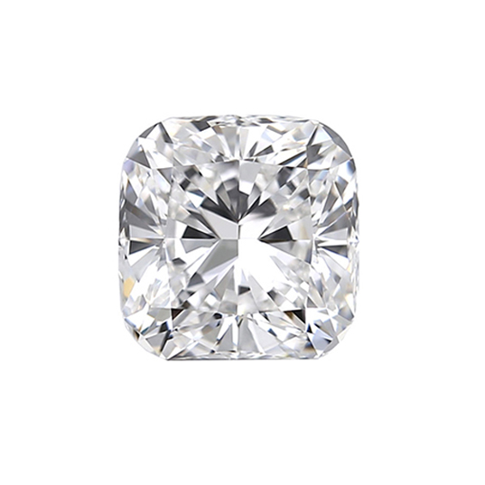 cushion cut lab grown diamond