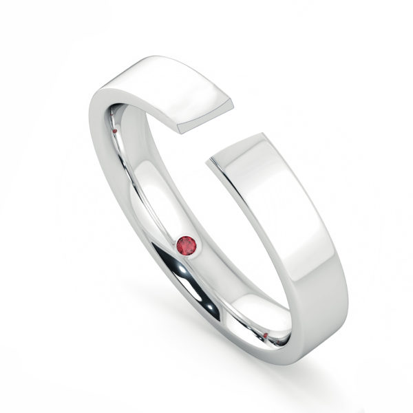 concave shape ring profile
